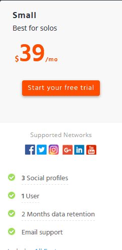 Social Media Management Pricing You Can Afford Agorapulse