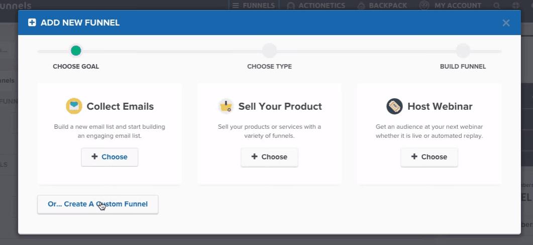 Click funnels sales Funnels