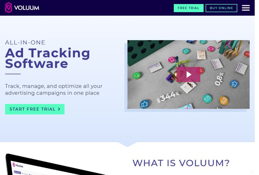Voluum - The Ad Tracking Software for Affiliates