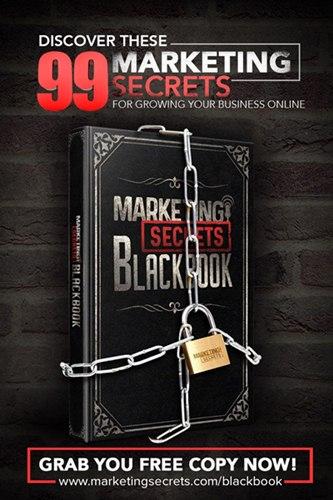 Marketing secrets blackbook pricing