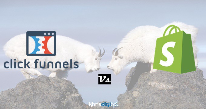 Getting The Clickfunnels Vs Shopify To Work
