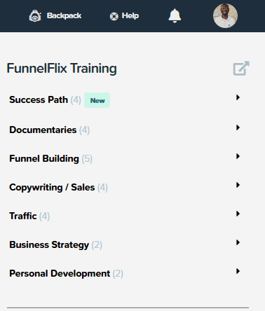 Access Funnel Flix