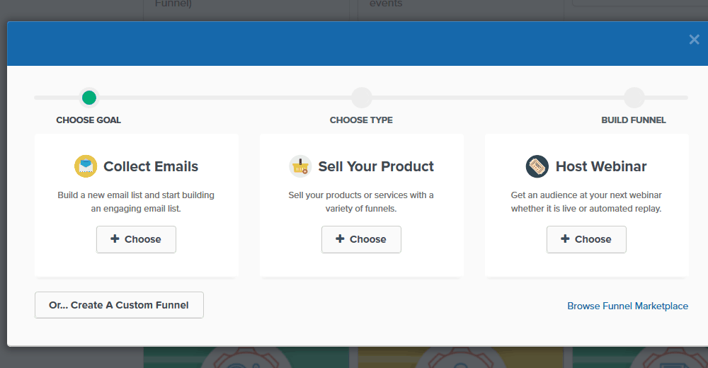 ClickFunnels Build 1