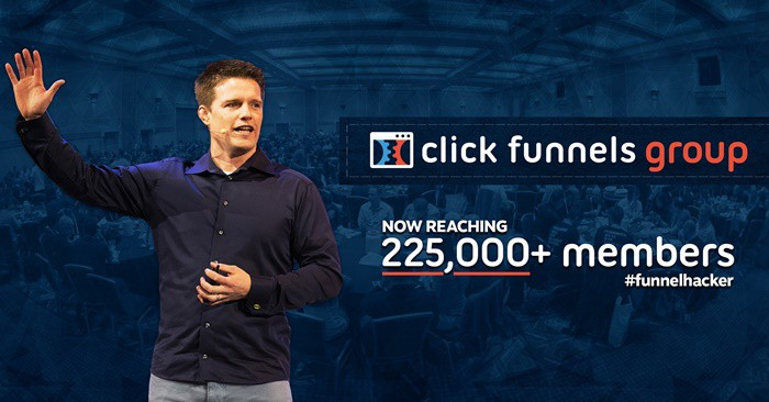 ClickFunnels Facebook group