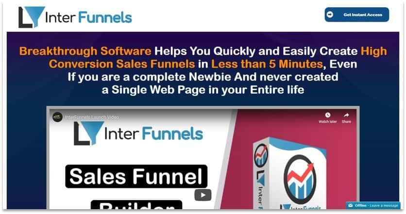 InterFunnels software