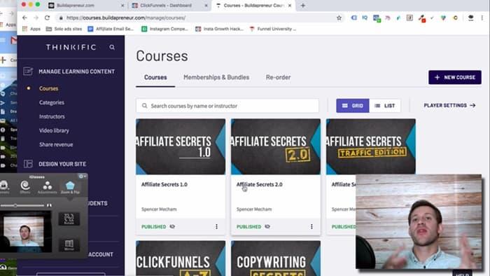 Affiliate-Secrets-2-0 course
