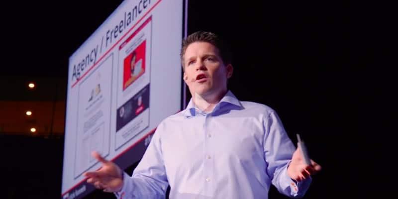 Russell Brunson - author Dotcom secrets