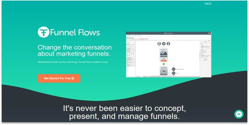 Funnel flows funnel mapping software