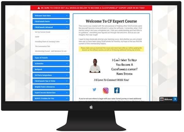 CF Expert Course