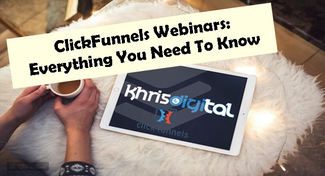 ClickFunnels Webinar: Does It Do Live? Integrations, Templates, Emails and Free Funnels