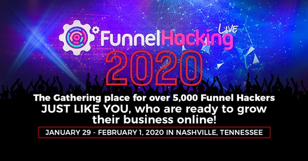 Funnel Hacking Live 2020