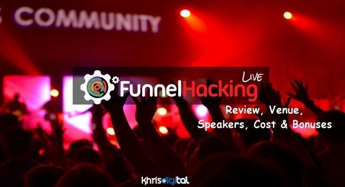 Funnel Hacking Live 2020 Event Review: What is it? Ticket Cost, Speakers, Dates and Venue