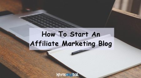 How To Start An Affiliate Marketing Blog Today: 5 Stupid-simple Steps