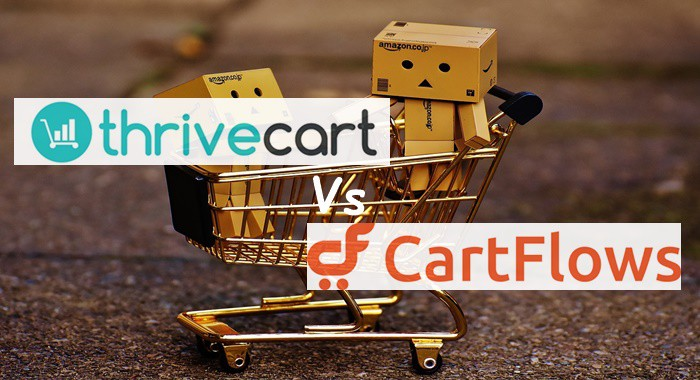 You are currently viewing ThriveCart vs CartFlows (2021): Which is the overall BEST?