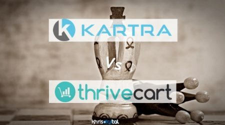 Kartra vs ThriveCart: Which Is Perfect For Me? (UPDATED!)