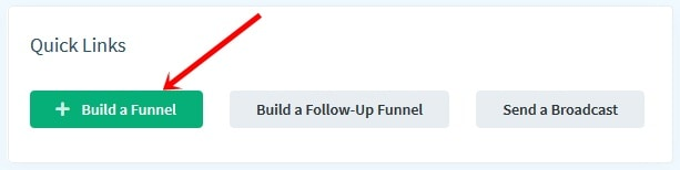 Build sales funnel cf
