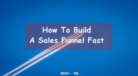 How To Build A Sales Funnel Fast (From Scratch)