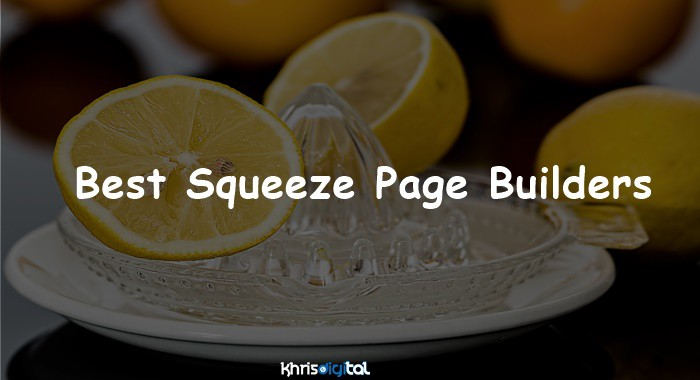 9 Best Squeeze Page Builders For 2021 (Free & Paid Software)