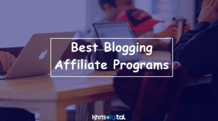 45+ Blogging Affiliate Programs: Best For Bloggers (2021)
