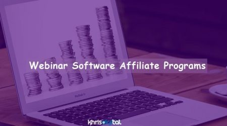 Best Webinar Affiliate Program (9+ Softwares to Promote)
