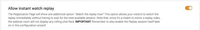 Evewebinar Instant Watch Replay