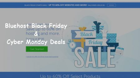 Bluehost Black Friday Deals 2020 & Cyber Monday (60% OFF)
