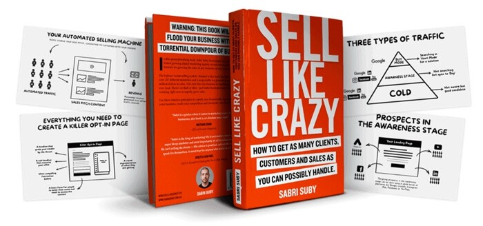 Sell like crazy book