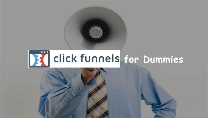 ClickFunnels for Dummies