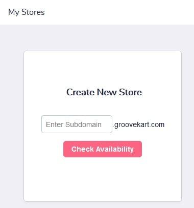 create new GrooveKart