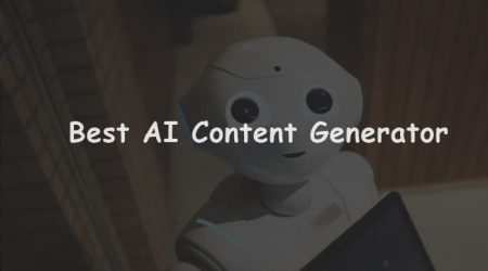 7+ Best AI Content Generator Software (Free & Paid Writers)