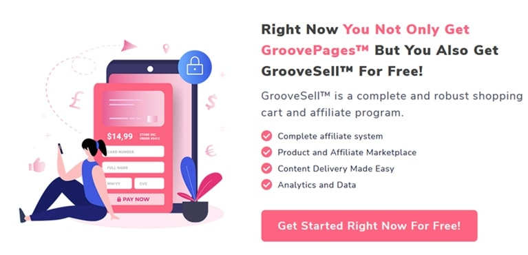 Free GrooveFunnels plan