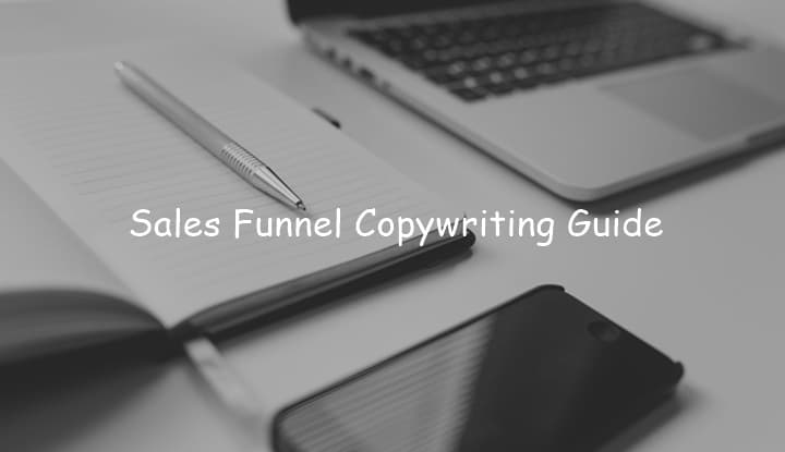 You are currently viewing Sales Funnel Copywriting Guide: 9 Elements to Write Killer Copies